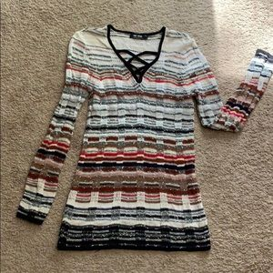 Ladies size small Nic+Zoe knitted top